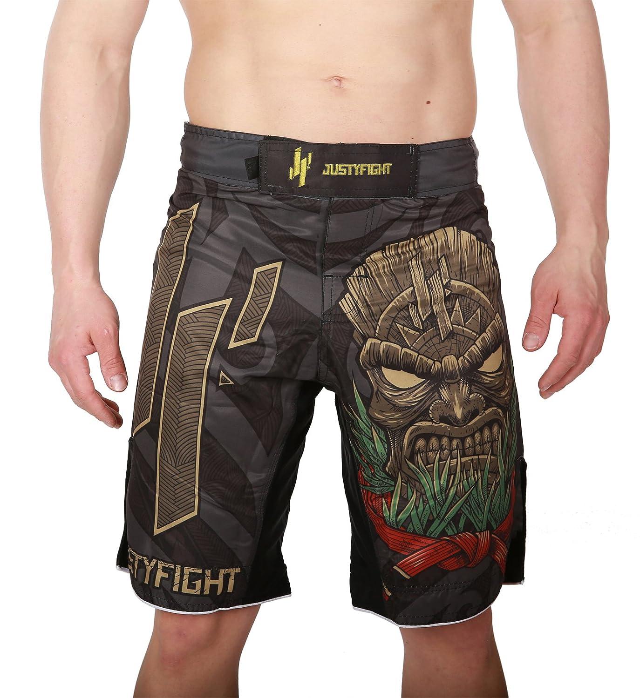 Justyfight Tiki MMA-Shorts MMA – BJJ – Grappling