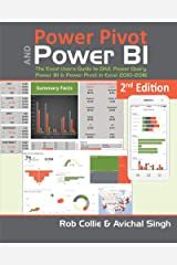 Power Pivot and Power BI: The Excel User's Guide to DAX, Power Query, Power BI & Power Pivot in Excel 2010-2016 Kindle Edition