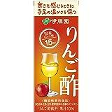伊藤園 りんご酢 紙パック 200ml ×24本 [機能性表示食品]
