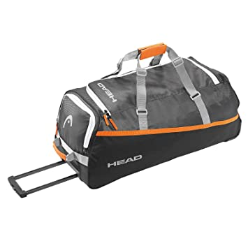 Head Unisex Outdoor Ski Travel Bag available in Grey Black Orange - One Size 00fa573e0