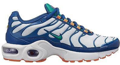 new styles 8d347 9b257 Nike Air Max Plus Grade School Basketball Shoes  655020-114 Blue
