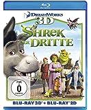 Shrek 3 - Shrek der Dritte  (+ Blu-ray)