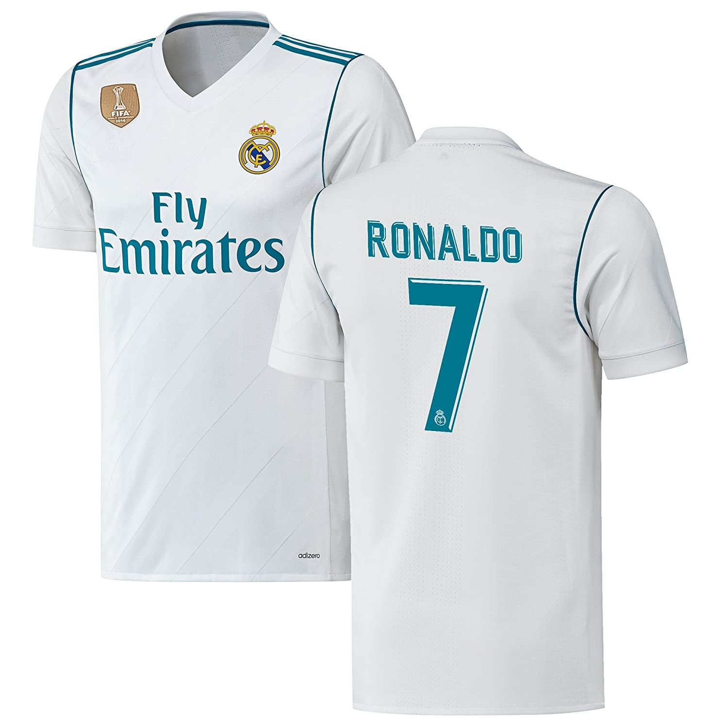 new arrival 582db 0a5b6 Buy Cristiano Ronaldo Jersey for Men - Real Madrid #7 CR7 ...