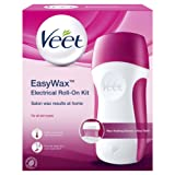 Veet Easy Wax Electrical Roll On Kit Legs and Arms 50 ml