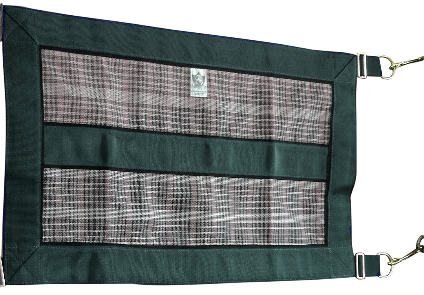 Kensington Stall Guard for Horses - Designed to Keep Horse Securely in Stall in Style -  Adjustable Straps and Hardware Included