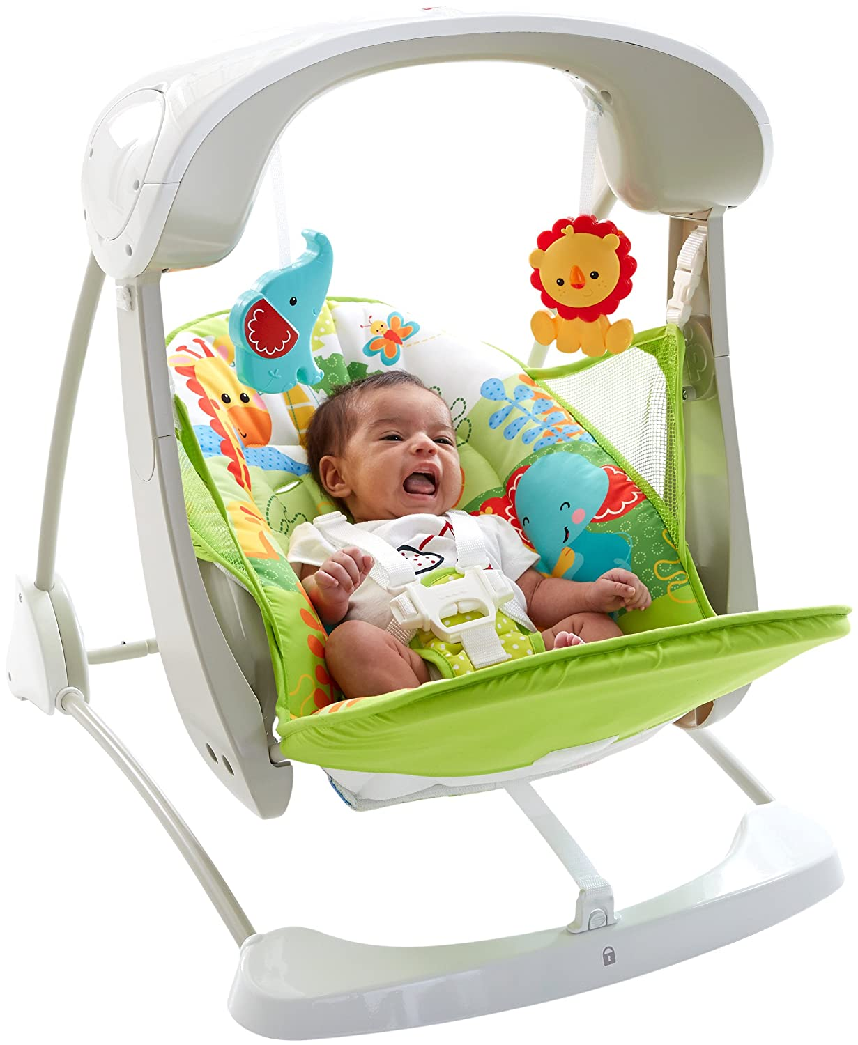 8120ntNNhqL. SL1500 The Best Fisher-Price Baby Swings for 2021 Review