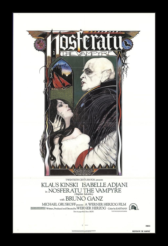 Nosferatu - 11x17 Framed Movie Poster by Wallspace