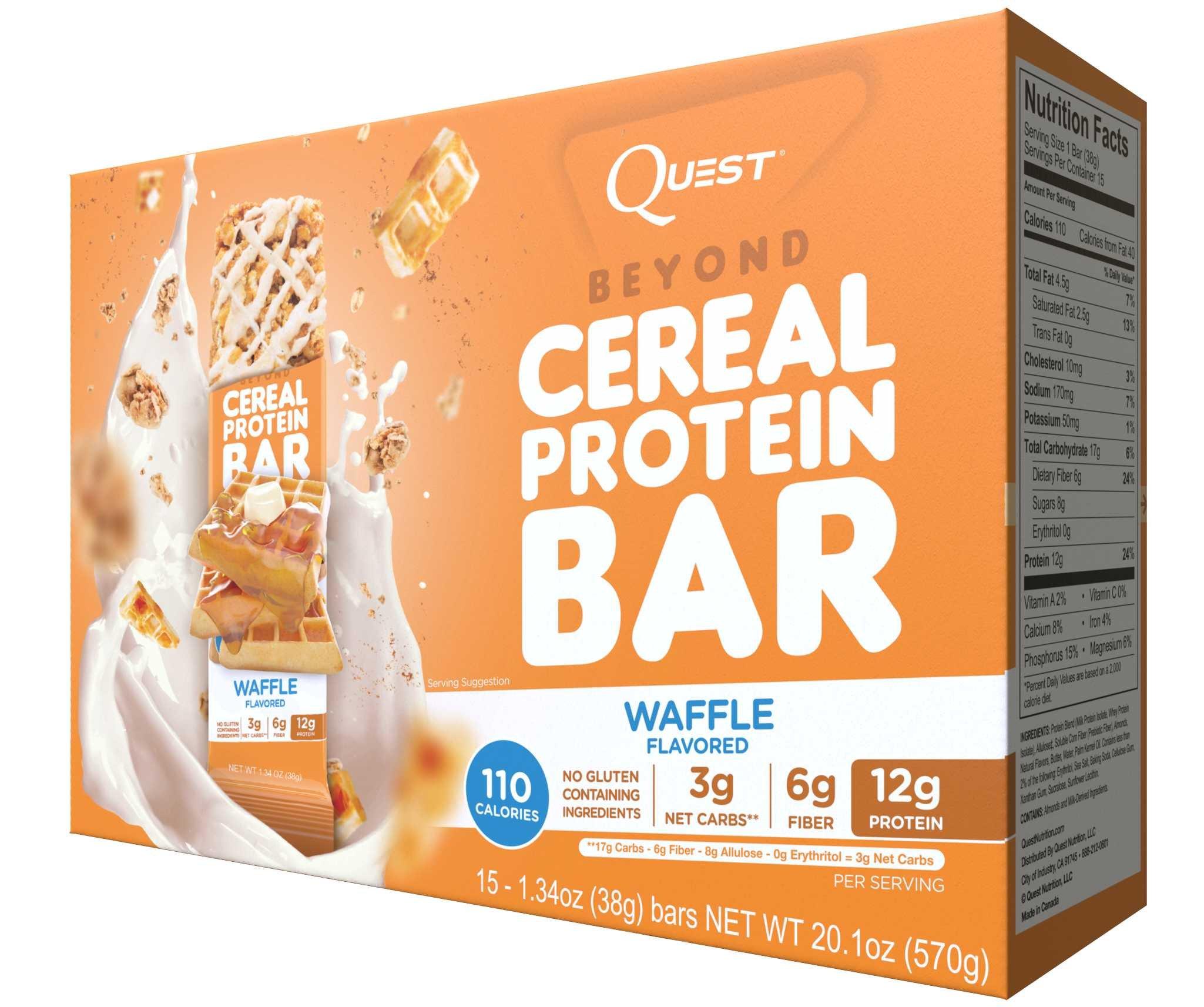 Quest Nutrition Protein Bar 0888849004867