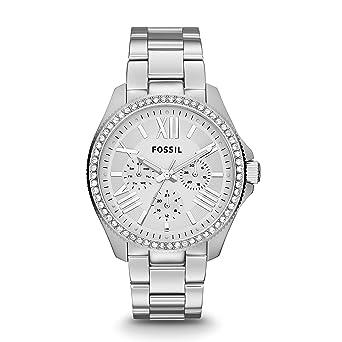 Damenuhren silber fossil  Fossil Damen-Uhren AM4481: Fossil: Amazon.de: Uhren
