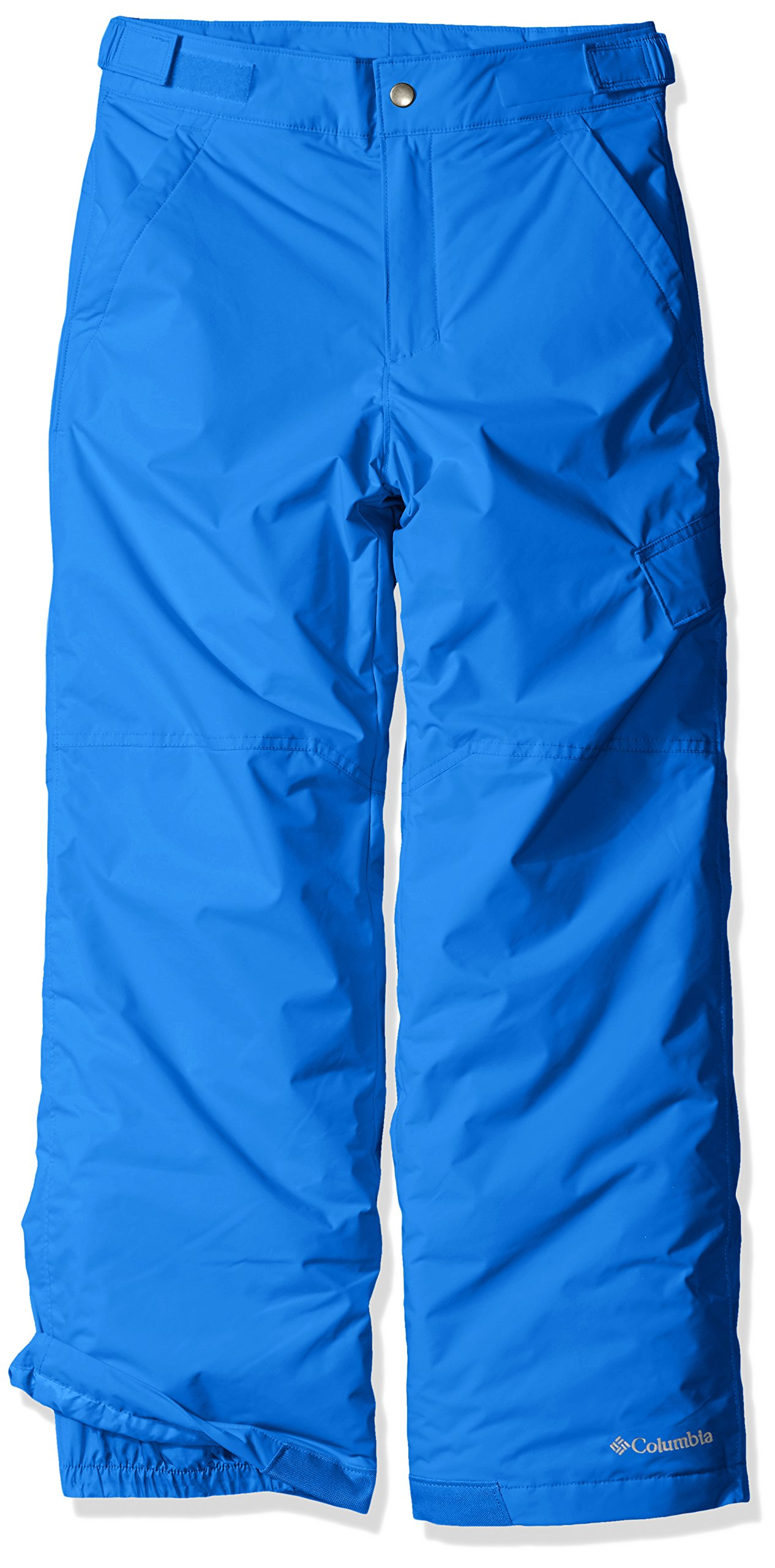 Columbia Little Boys' Toddler Ice Slope II Pant, Super Blue, 3T