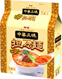 明星 中華三昧 担々麺 3P×2個