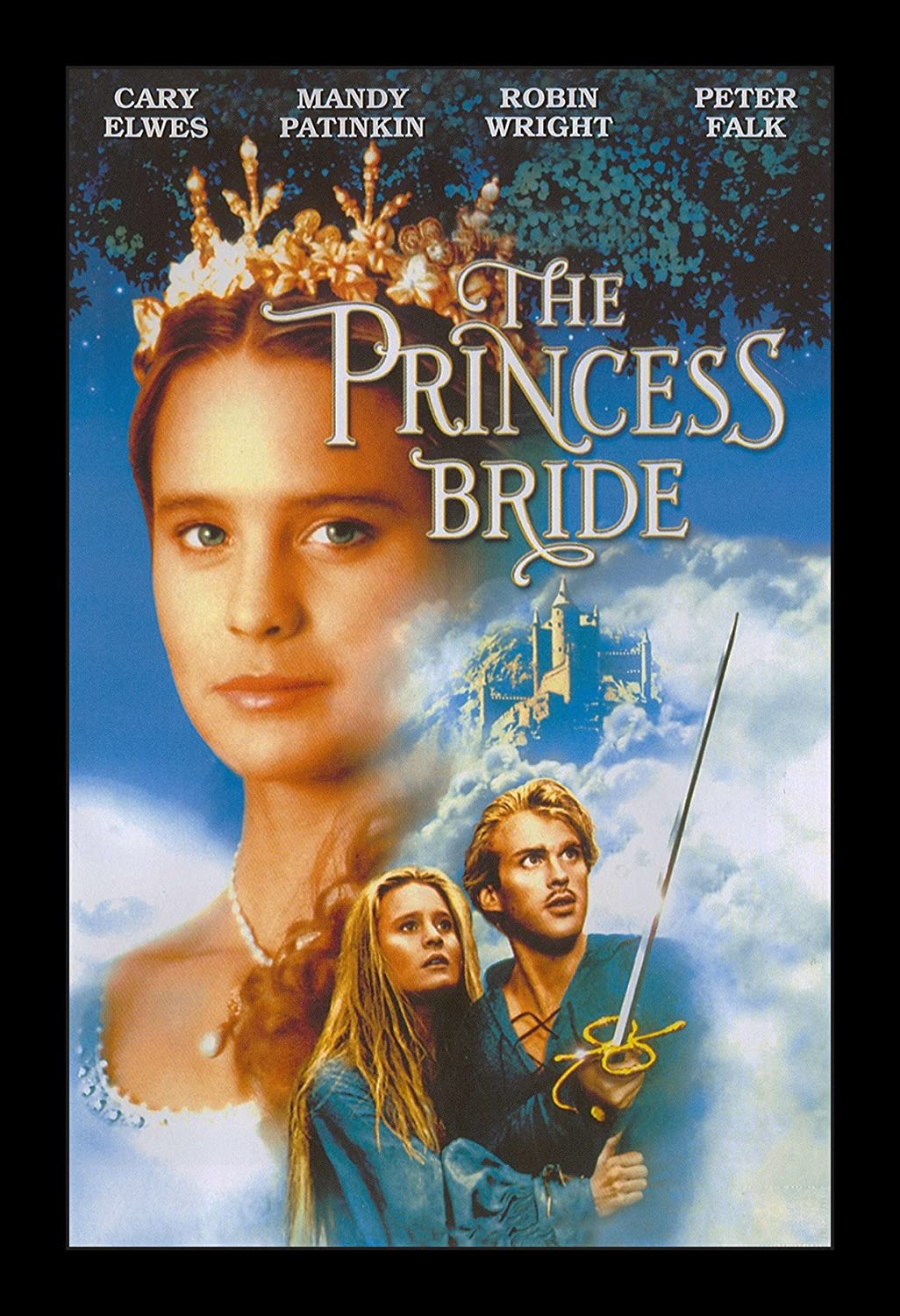 Amazon.com: Wallspace The Princess Bride - 11x17 Framed Movie Poster:  Posters & Prints