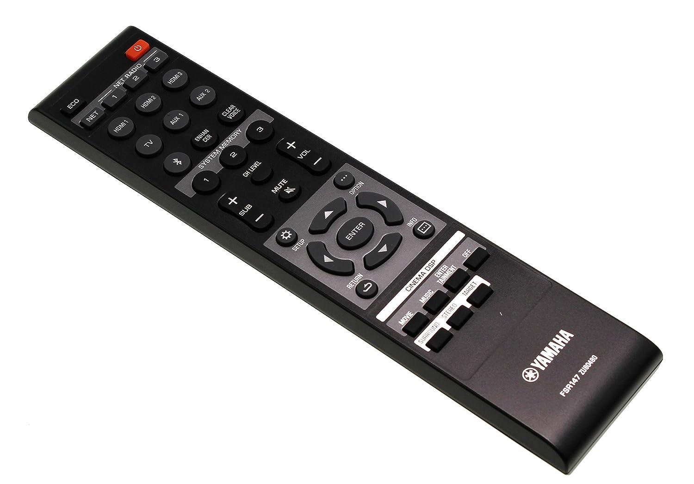Yamaha fsr147 zu80480 mando a distancia para YSP de 2700 Sonido ...