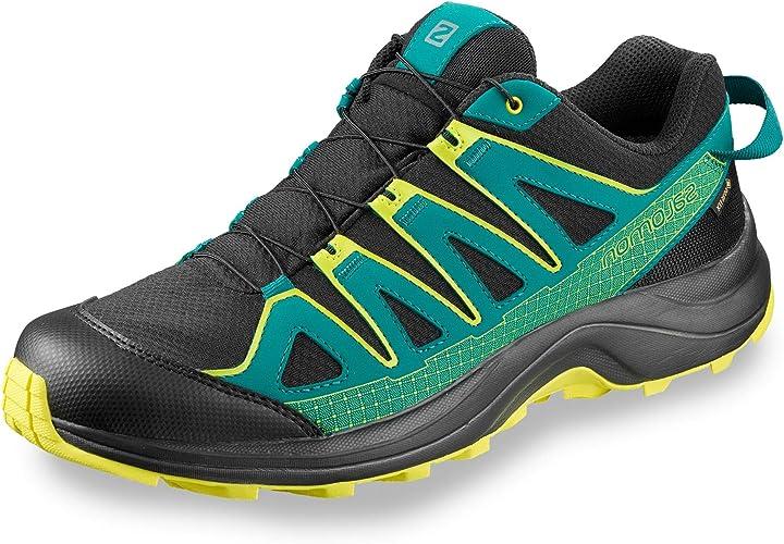 Salomon L41011200 XA Orion Gore-Tex - Zapatillas de Malla con amortiguación para Hombre, Color Negro, Talla 48 EU: Salomon: Amazon.es: Zapatos y complementos