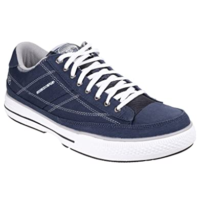 Skechers Mens Arcade Chat MF Lace Up Casual Shoes