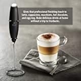 Zulay Premium French Press Coffee Pot and Milk