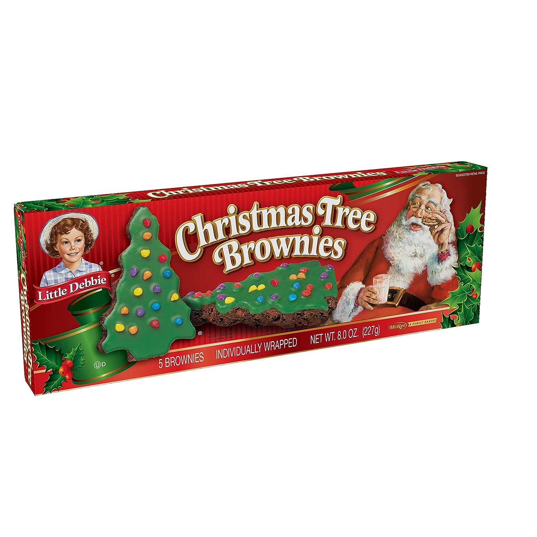 Little Debbie Christmas Tree Brownies Amazon Grocery & Gourmet