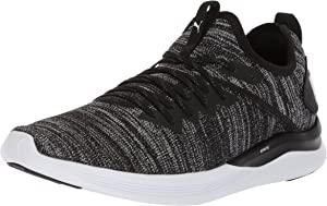 b24375b1bf3 PUMA Men s Ignite Flash Evoknit Sneaker