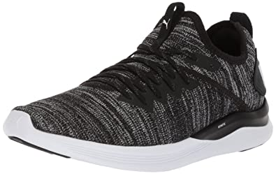 promo code 0b02a af9e4 PUMA Men's Ignite Flash Evoknit Sneaker