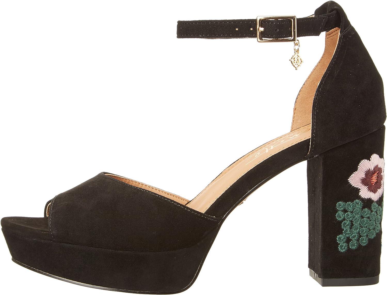 Nanette Nanette Lepore Womens Viola-N Platform Dress Sandal