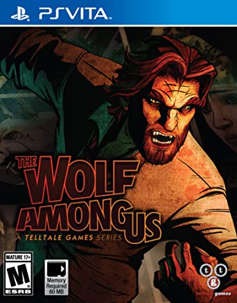 Amazon Com The Wolf Among Us Sony Computer Entertainme Video Games