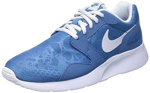 Nike Wmns Kaishi Print Scarpe sportive Donna Blu 441 Blue 38.5 EU