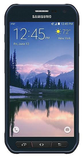 big sale ec6a5 c4a5d Samsung Galaxy S6 Active, 32 GB , Blue (AT&T)