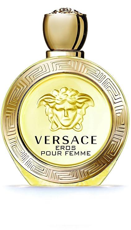 Versace Eros Pour Femme Agua de Tocador - 100 ml
