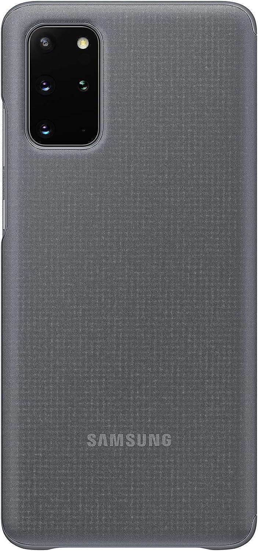 Bleu Samsung Clear View Cover Galaxy S20+