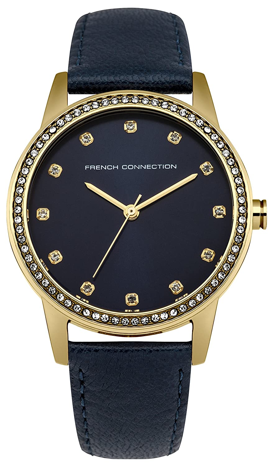 French Connection Damen-Armbanduhr Analog Quarz FC1251U