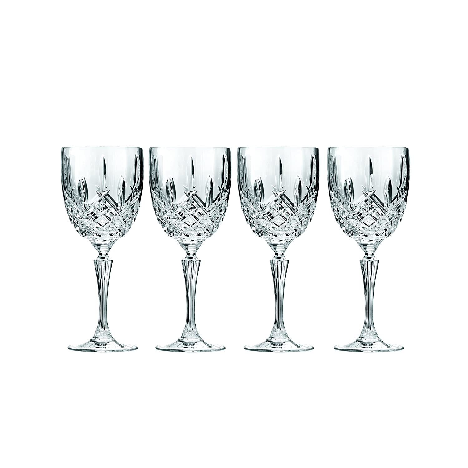 Amazon marquis by waterford markham goblet set of 4 kitchen amazon marquis by waterford markham goblet set of 4 kitchen dining reviewsmspy