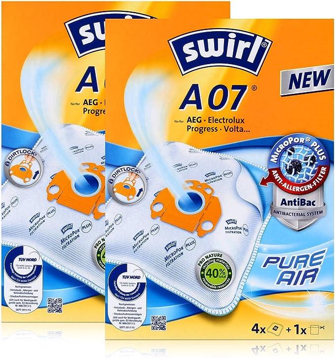 20 Sacchetti Aspirapolvere Sacchetto per la polvere adatto per AEG-Electrolux Vampyr ACE 4120