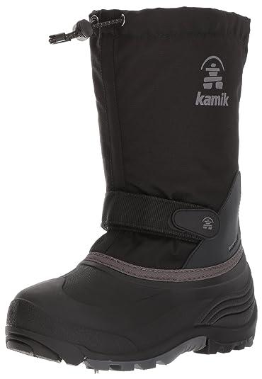 0918471370 Kamik Waterbug Wide Cold Weather Boot (Toddler/Little Kid/Big Kid)