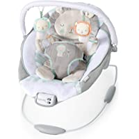 Ingenuity Cradling Bouncer Seat with Vibration & Melodies- Landry The Lion