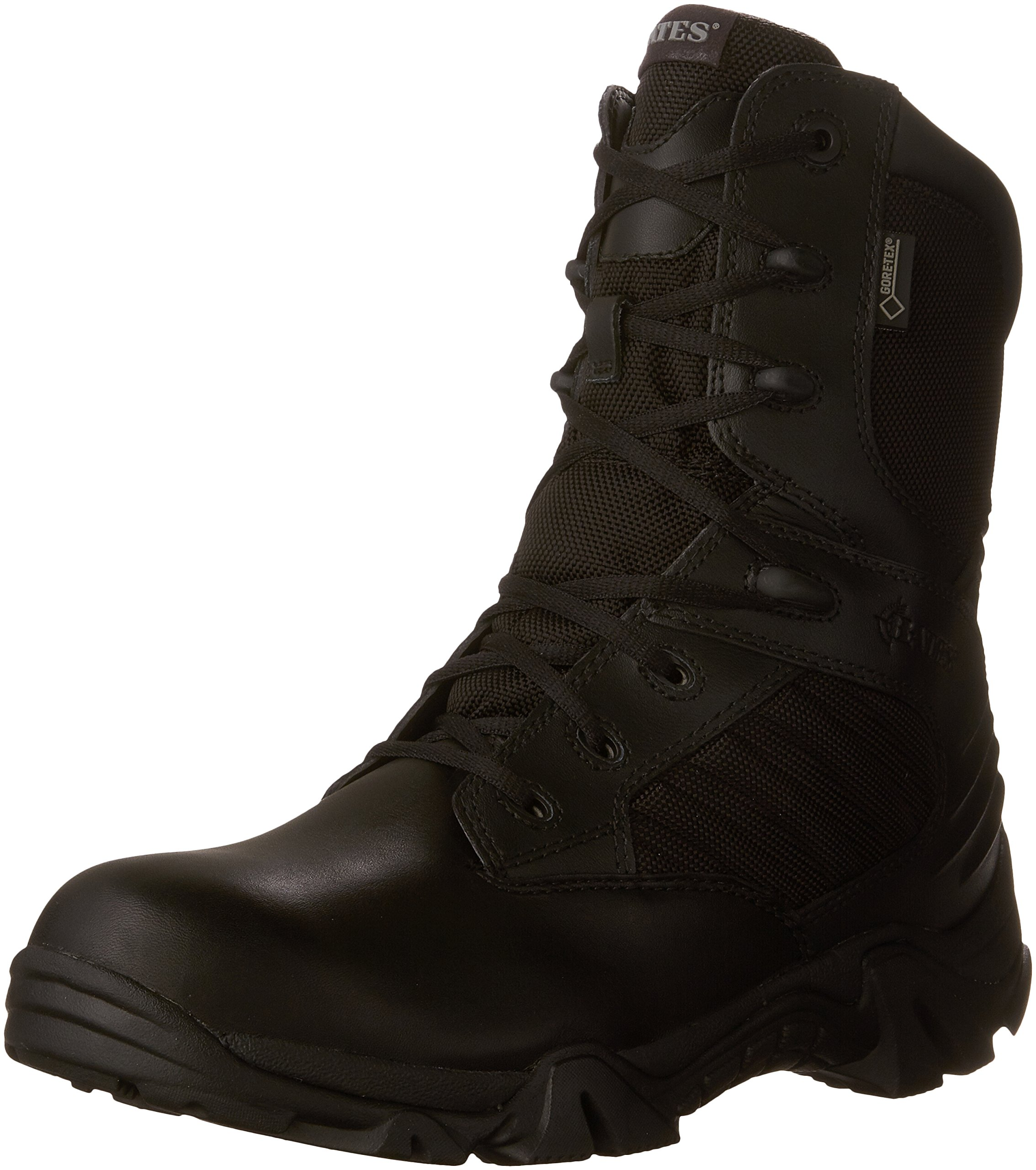 Bates Men's GX-8 8 Inch Ultra-Lites GTX Waterproof Boot, Black, 13 XW US