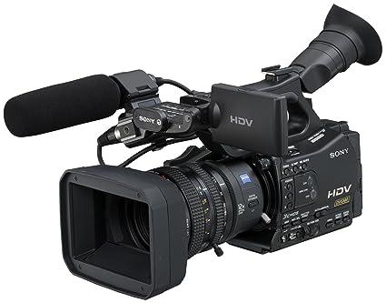 amazon com sony hvr z7u hdv professional video camcorder rh amazon com Sony Video Camera HD Video Cameras for Sale