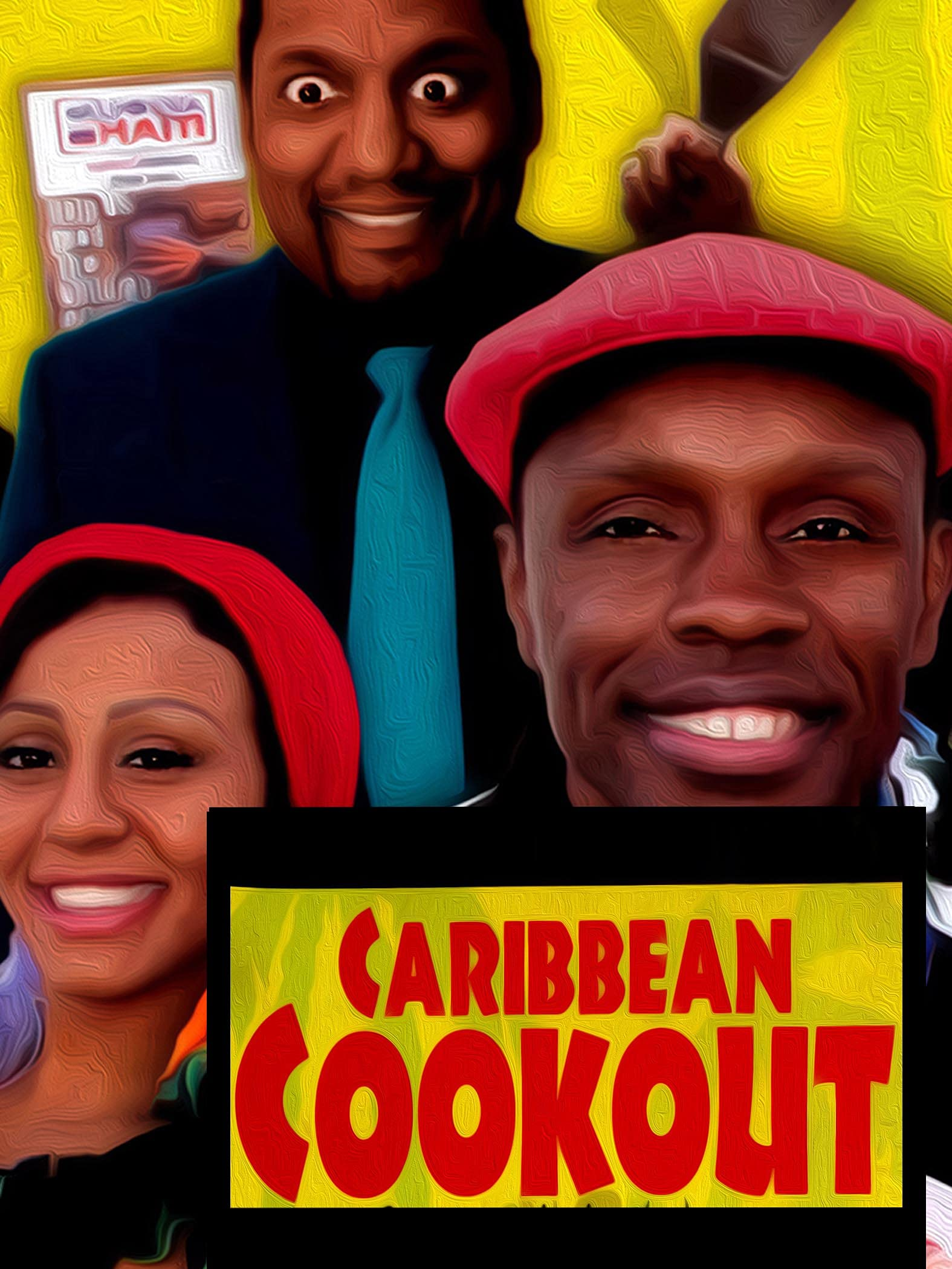 Caribbean Cookout on Amazon Prime Video UK