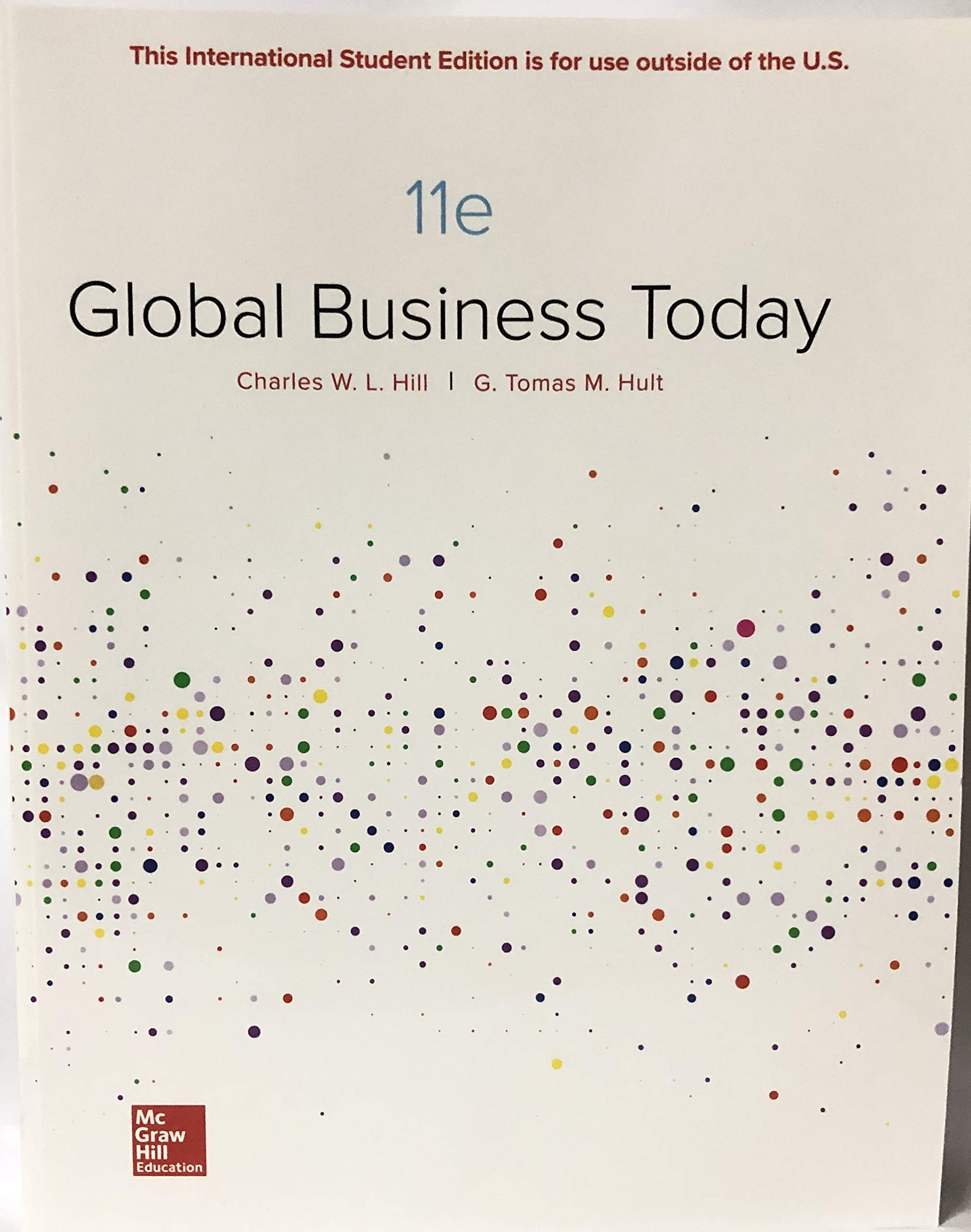 Global Business Today by McGraw-Hill Education
