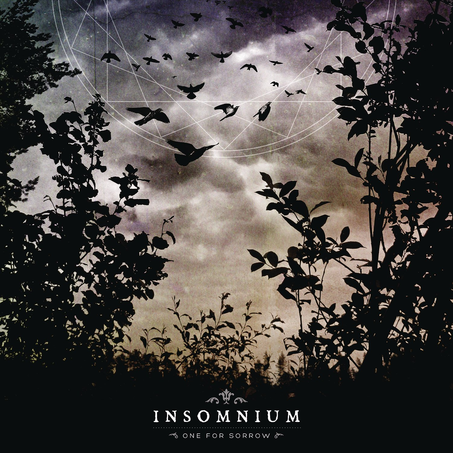 Vinilo : Insomnium - One For Sorrow (Colored Vinyl, Green, Reissue)