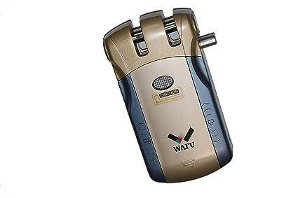 Keyless lock wafu - Cerradura seguridad sin llave con 4 mandos Oro