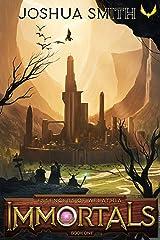 Immortals: An Epic Fantasy Adventure (Essencers of Aelathia Book 1) Kindle Edition