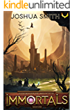 Immortals: An Epic Fantasy Adventure (Essencers of Aelathia Book 1)