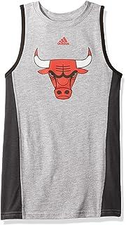 5db15aca00732 OuterStuff NBA teen-boys NBA Youth Boys 8-20 Chicago Bulls Fan Gear Tank