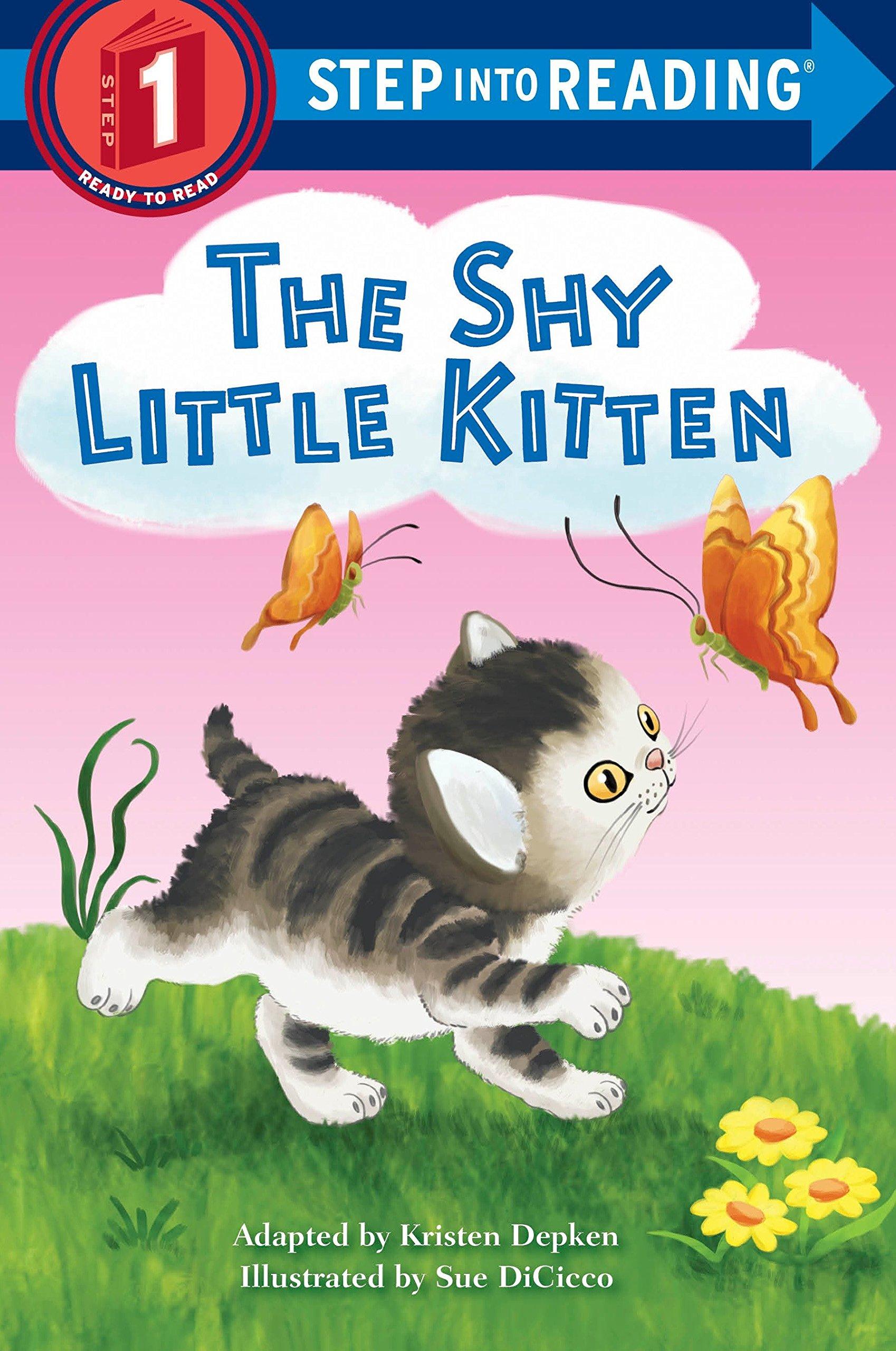 Read Online The Shy Little Kitten (Step into Reading) ebook
