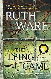 Amazon are you sleeping a novel 9781501157660 kathleen the lying game a novel fandeluxe Gallery