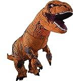 Snuter Disfraz de dinosaurio disfraz de dinosaurio adulto para la mayoría de los adultos, que es 1.6-1.8M