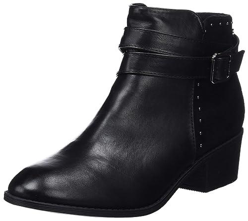 XTI Damen 48607 Kurzschaft Stiefel: : Schuhe