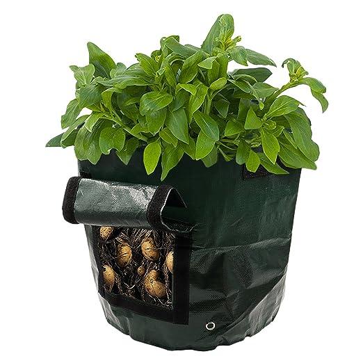 Ulable Planta Crecimiento Bolsa Jardín Uso para Potato/Vegetal ...