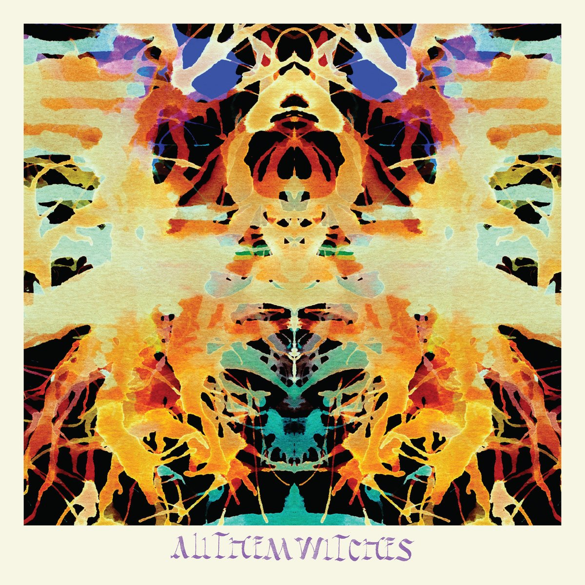 Cassette : All Them Witches - Sleeping Through The War (Cassette)