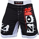 Extreme MMA Fight Shorts UFC Cage Fight Grappling Muay Thai Boxing Kikcboxing Martial Art Training Clothing Uniform All Sizes BLACK